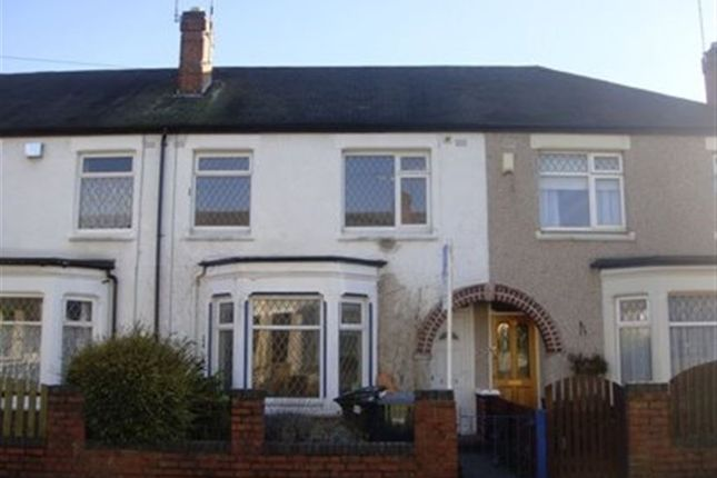 Thumbnail Property to rent in Lavender Avenue, Coundon, Coventry