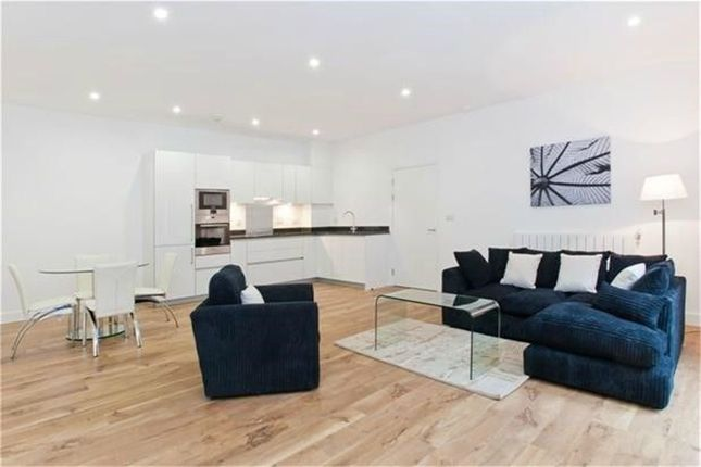 Thumbnail Flat to rent in Johnson Court, 41 Meadowside, London