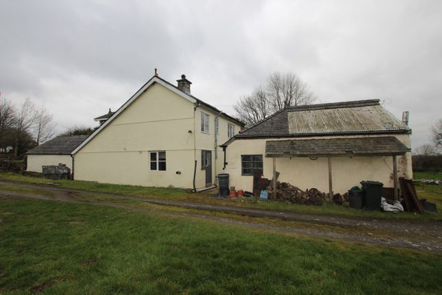 Thumbnail Land for sale in Cross Inn, Llanon