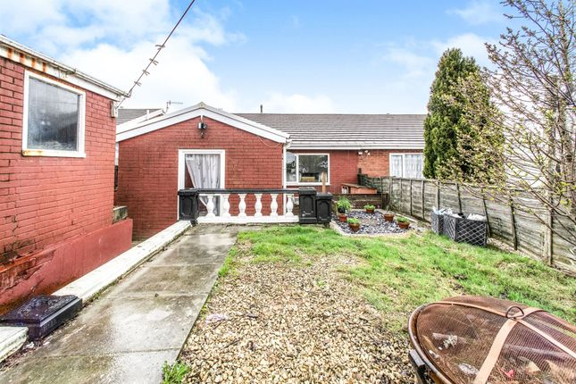 Thumbnail Semi-detached bungalow for sale in Kidwelly Grove, Merthyr Tydfil