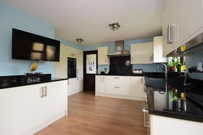 Thumbnail Detached house for sale in The Badgers, Langdon Hills, Basildon, Essex