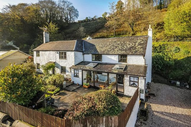 4 bed detached house for sale in Chudleigh, Newton Abbot