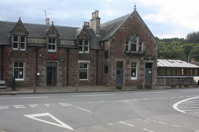 Thumbnail Hotel/guest house for sale in Station Hotel Guest House, Avoch, Inverness-Shire