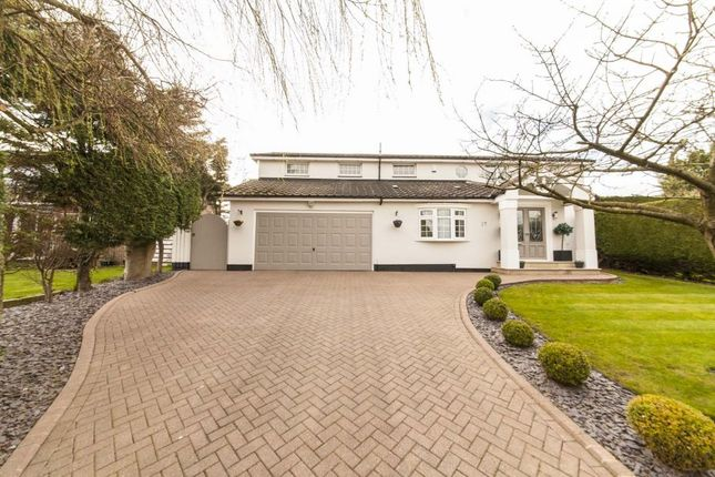 Thumbnail Detached house for sale in Parklands Way, Hartlepool