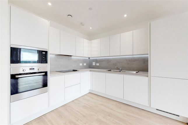 Thumbnail Flat for sale in Bond Apartments, College Road