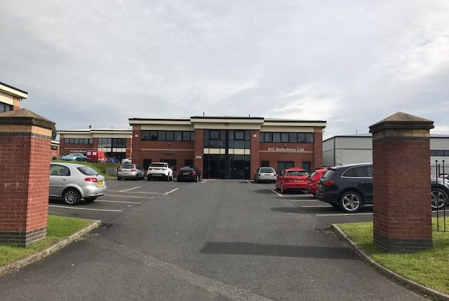 Thumbnail Office for sale in Media House And Lex House, Capricorn Park, Blackburn