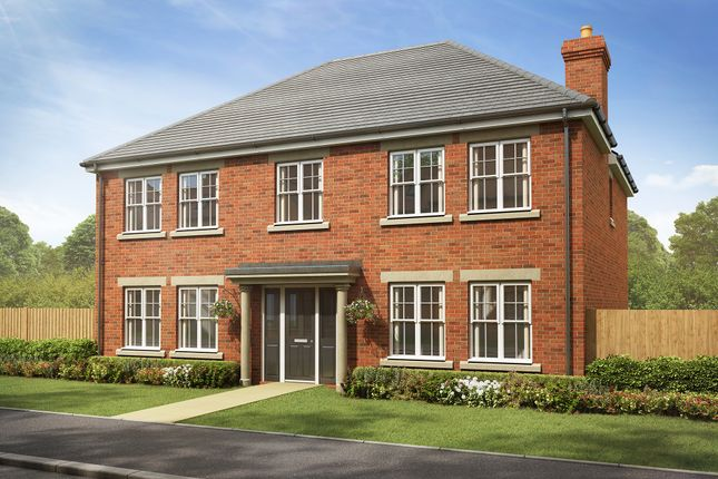 """5 bed detached house for sale in """"The Portland"""" at Coppice Lane, Wynyard, Billingham TS22"""