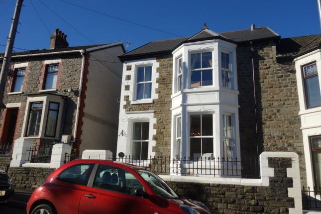 Thumbnail Semi-detached house for sale in Conway Road, Treorchy