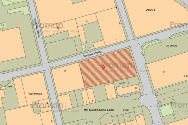 Thumbnail Land for sale in Site, Brown Street, Dundee, City Of Dundee