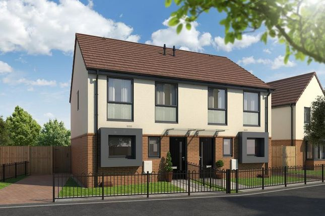 3 bed semi-detached house for sale in Bridle Walk, Donnington, Telford