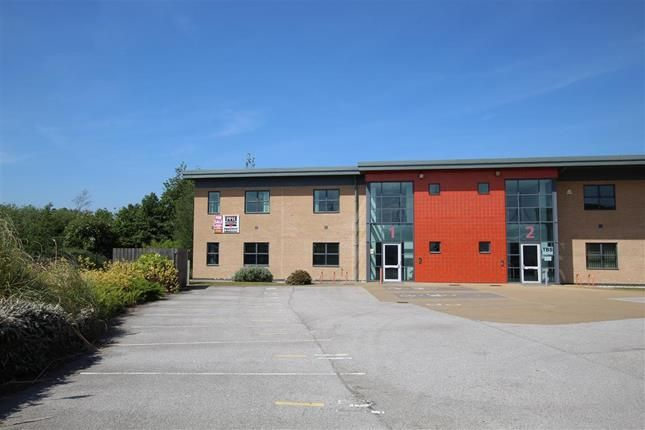 Thumbnail Office for sale in Bridgeview Park, Henry Boot Way, Priory Park East, Hull