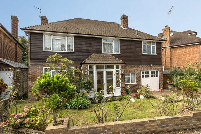 Thumbnail Detached house for sale in Hampton Close, Cottenham Park Road, West Wimbledon