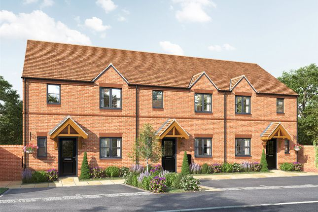 Thumbnail Terraced house for sale in Hayfield Wood, Sam's Lane, Broad Blunsdon