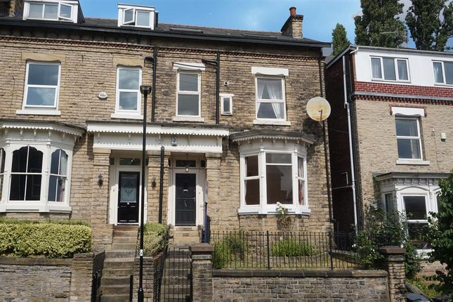 Thumbnail End terrace house for sale in Harcourt Road, Broomhill, Sheffield