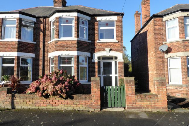 Thumbnail Property to rent in Oaklands Drive, Hessle