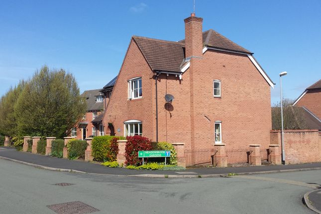 Thumbnail Detached house for sale in Old Farm Drive, Codsall, Wolverhampton