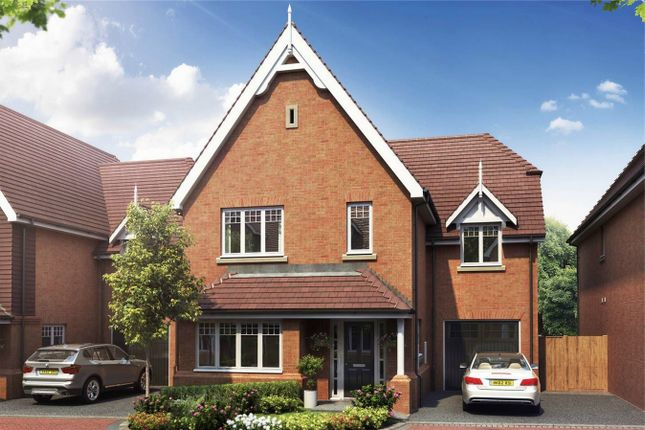 Thumbnail Detached house for sale in Epsom Road, Guildford, Surrey
