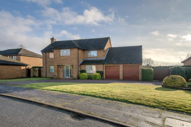 Thumbnail Property for sale in Edgemont Road, Weston Favell, Northampton