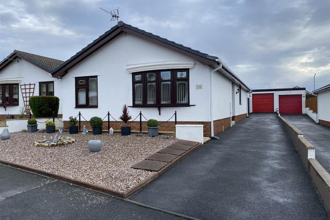 3 bed detached bungalow for sale in Brynglas, Penygroes, Llanelli SA14