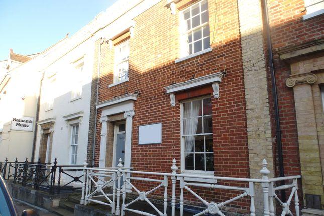 Thumbnail Maisonette to rent in Risbygate Street, Bury St. Edmunds