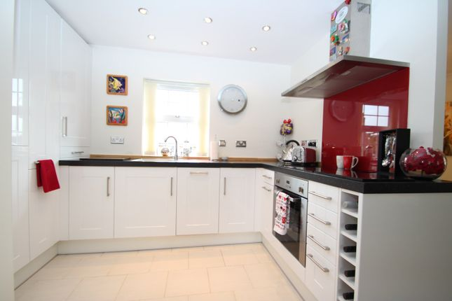 Thumbnail End terrace house for sale in Salmet Close, Ipswich