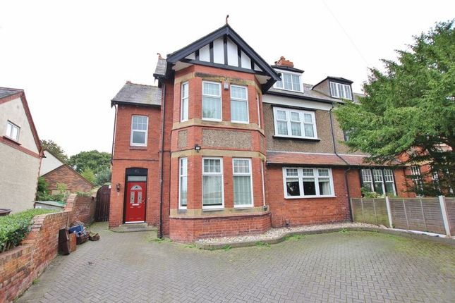 Thumbnail Semi-detached house for sale in School Lane, Bidston, Wirral