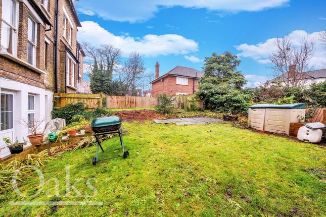 Garden of Warminster Road, London SE25