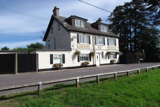 Thumbnail Detached house for sale in Hamilton Road, Hythe, Southampton