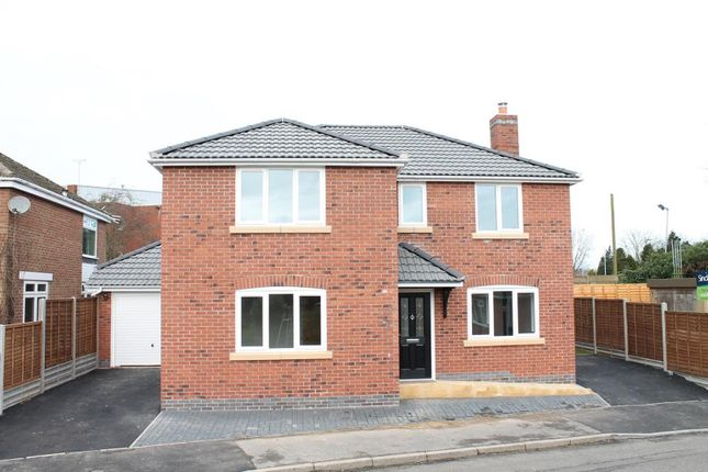 Thumbnail Detached house for sale in Marlborough Way, Ashby-De-La-Zouch, Leicestershire