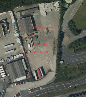 Thumbnail Industrial to let in Former Eps Building, Baldwins Crescent, Jersey Marine, Swansea