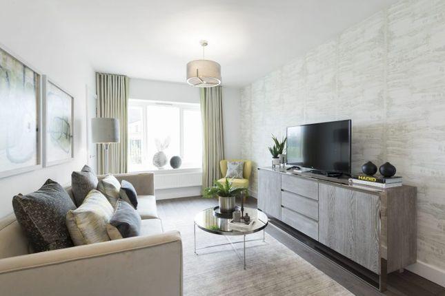2 bed flat for sale in Hersham Road, Hersham KT12