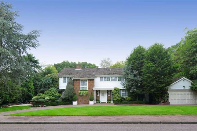 Thumbnail Property for sale in Corbar Close, Hadley Wood, Hertfordshire