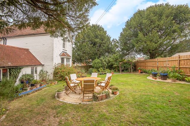 Thumbnail Detached house for sale in London Road, Widley, Waterlooville