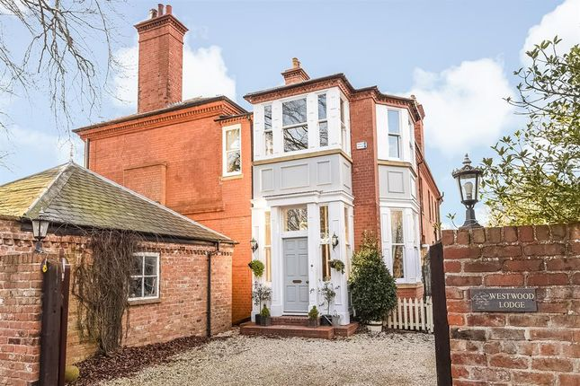Thumbnail Semi-detached house for sale in Westwood Lodge, Seven Corners Lane, Beverley