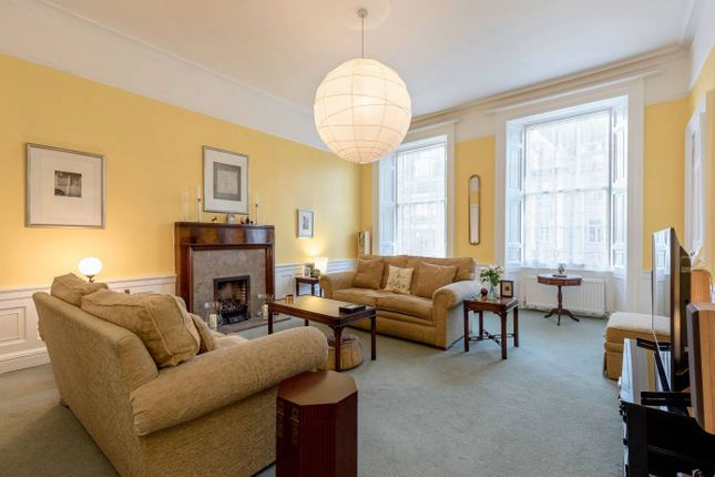 Thumbnail Flat for sale in 7/2 South Charlotte Street, New Town