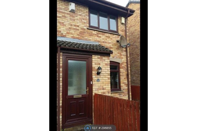 Thumbnail End terrace house to rent in Gairbraid Court, Glasgow