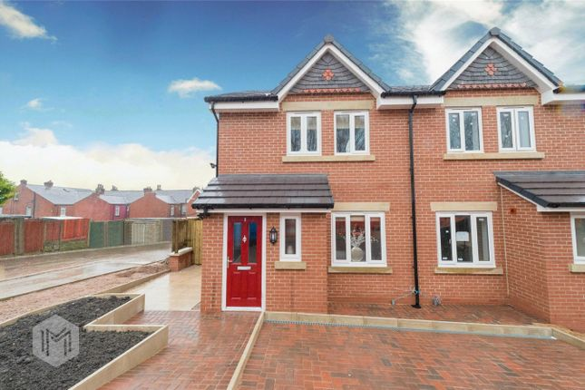 Thumbnail Semi-detached house for sale in 1 Greenwood Mews, Horwich, Bolton, Lancashire