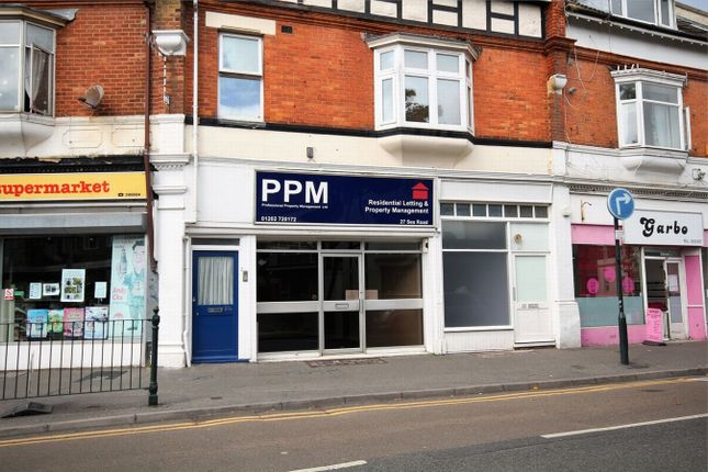 Thumbnail Commercial property to let in Sea Road, Bournemouth, United Kingdom