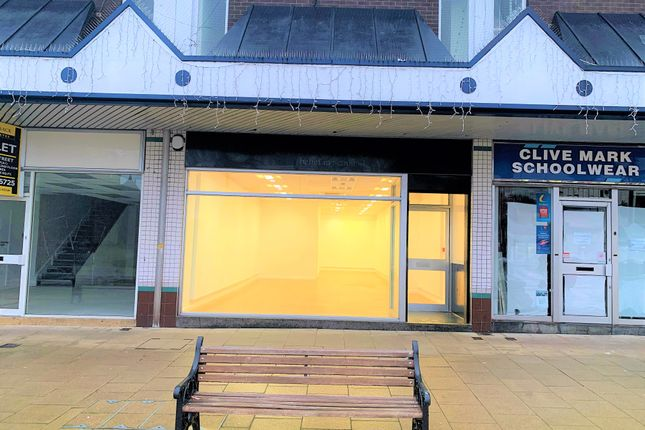 Thumbnail Retail premises to let in 23 High Street, (York Place) Newcastle-Under-Lyme, Staffordshire