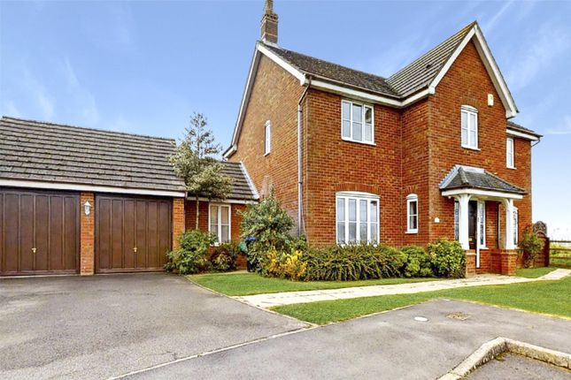 5 bed detached house for sale in Morrison Park Road, West Haddon NN6