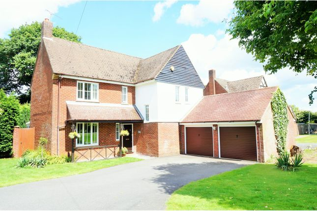 Thumbnail Detached house for sale in Meteor Road, Kate Reed Wood, West Malling