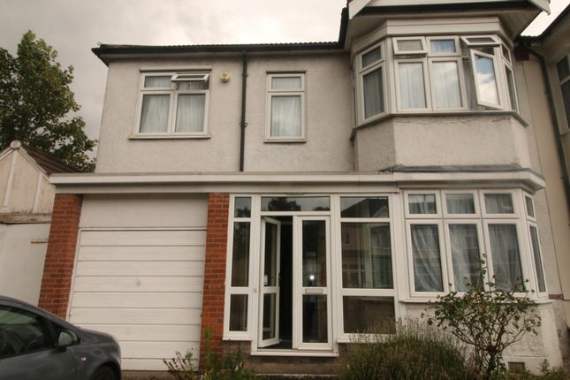 Thumbnail Terraced house to rent in The Crescent, Ilford, Essex