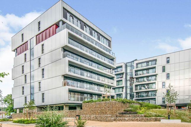 Thumbnail Penthouse for sale in Geoffrey Watling Way, Norwich