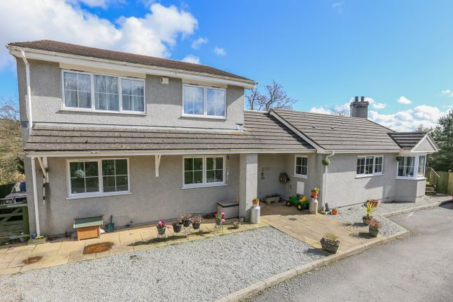 Thumbnail Detached house for sale in Stokelake, Chudleigh, Newton Abbot