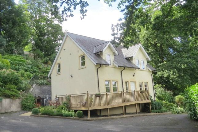 Thumbnail Detached house for sale in Acorns, Buccleuch Road, Hawick