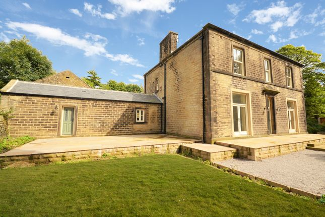 Thumbnail Detached house for sale in Butterley Lane, New Mill, Holmfirth