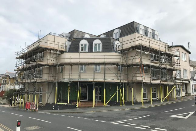 Thumbnail Commercial property for sale in Commercial Unit & Flat, Corinthian Court, Cross Street, Shanklin, Isle Of Wight