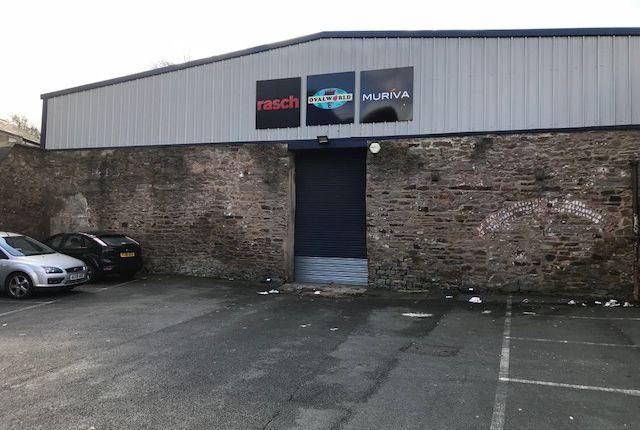 Industrial to let in Bastfield Mill, Beech Street, Blackburn