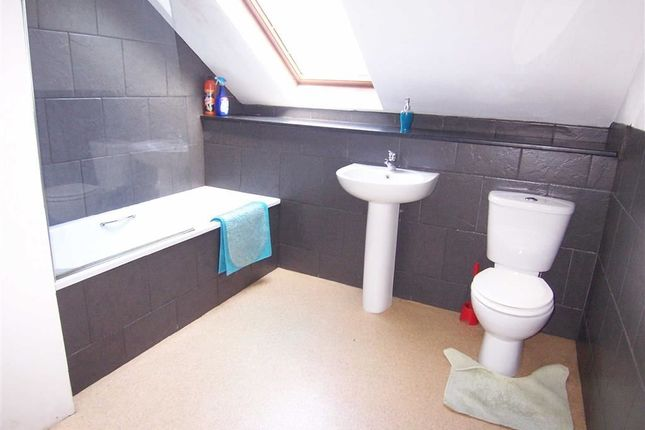 Bathroom of Penglais Terrace, Aberystwyth, Ceredigion SY23