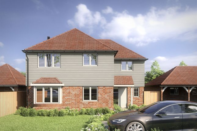 Thumbnail Detached house for sale in Kempes Corner, Boughton Aluph, Ashford